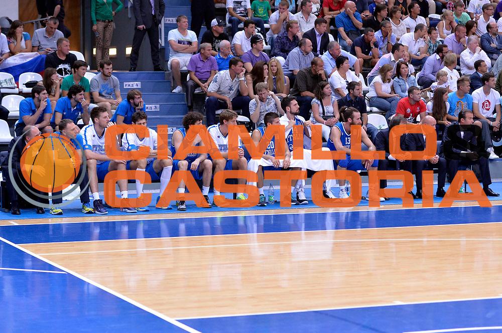 DESCRIZIONE : Mosca Moscow Qualificazione Eurobasket 2015 Qualifying Round Eurobasket 2015 Russia Italia Russia Italy<br /> GIOCATORE : Team<br /> CATEGORIA :Delusione<br /> EVENTO : Mosca Moscow Qualificazione Eurobasket 2015 Qualifying Round Eurobasket 2015 Russia Italia Russia Italy<br /> GARA : Russia Italia Russia Italy<br /> DATA : 13/08/2014<br /> SPORT : Pallacanestro<br /> AUTORE : Agenzia Ciamillo-Castoria/GiulioCiamillo<br /> Galleria: Fip Nazionali 2014<br /> Fotonotizia: Mosca Moscow Qualificazione Eurobasket 2015 Qualifying Round Eurobasket 2015 Russia Italia Russia Italy<br /> Predefinita :