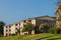 Exterior photo of Kenilworth at Perring Park Apartments by Jeffrey Sauers of Commercial Photographics