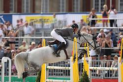 Beerbaum, Ludger (GER) Chiara<br /> Münster - Turnier der Sieger 2016<br /> © www.sportfotos-lafrentz.de