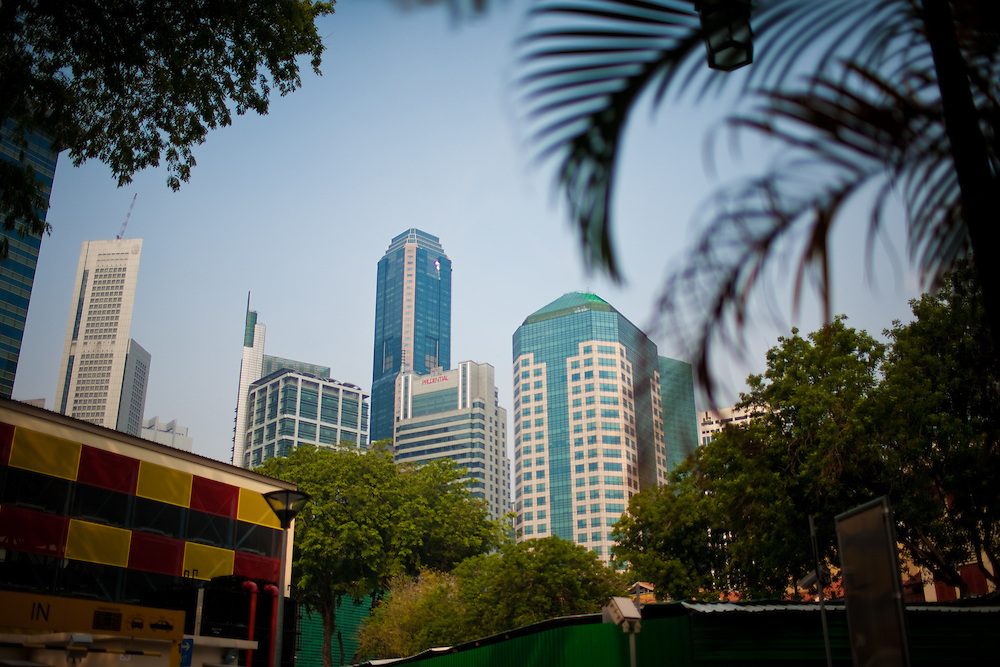 Singapore is Southeast Asia's Financial Hub. A glittering modern city, infamous for its shopping malls. The city state's ethnic diversity (malay, chinese and indian) also makes it one of the most interesting travel countries in the region.