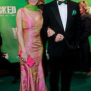 NLD/Scheveningen/20111106 - Premiere musical Wicked, Pia Douwes en partner Willemijn Verkaik