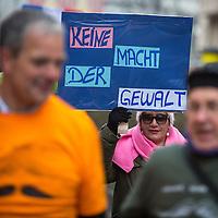 2016/01/16 Berlin | Politik | Männer gegen Gewalt