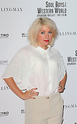 © Licensed to London News Pictures. 30/09/2014, UK. Little Boots, Soul Boys Of The Western World, Spandau Ballet: The Film - European film premiere, Royal Albert Hall, London UK, 30 September 2014. Photo credit : Richard Goldschmidt/Piqtured/LNP
