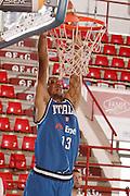 Porto San Giorgio, 05/06/07<br /> Basket, nazionale italiana maschile<br /> bianchi vs blu<br /> nella foto: valerio amoroso<br /> foto ciamillo