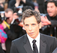 Ben Stiller at the gala screening Madagascar 3: Europe's Most Wanted at the 65th Cannes Film Festival. On Friday 18th May 2012 in Cannes Film Festival, France.