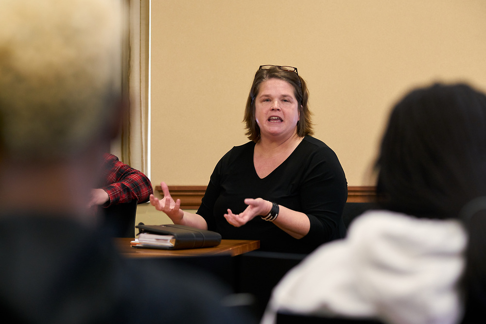 Rebecca Challenger talks about her thoughts and experiences on Martin Luther King Jr. Day.