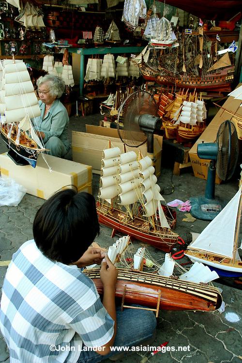 Model Boat Builder, Ho Chi Minh City