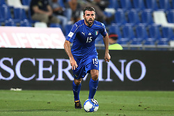 September 5, 2017 - Reggio Emilia, Italy - Andrea Barzagli of Italy during the FIFA World Cup 2018 qualification football match between Italy and Israel at Mapei Stadium in Reggio Emilia on September 5, 2017. (Credit Image: © Matteo Ciambelli/NurPhoto via ZUMA Press)