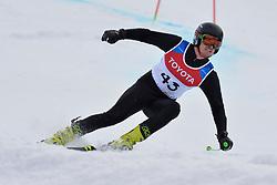 ALYABYEV Alexander LW6/8-2 NPA at 2018 World Para Alpine Skiing Cup, Kranjska Gora, Slovenia