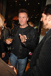 Singer PAUL YOUNG at the official launch of Kate Kuba & UGG Australia store, 22 Duke of York Square, London SW3 on 10th October 2007.<br /><br />NON EXCLUSIVE - WORLD RIGHTS