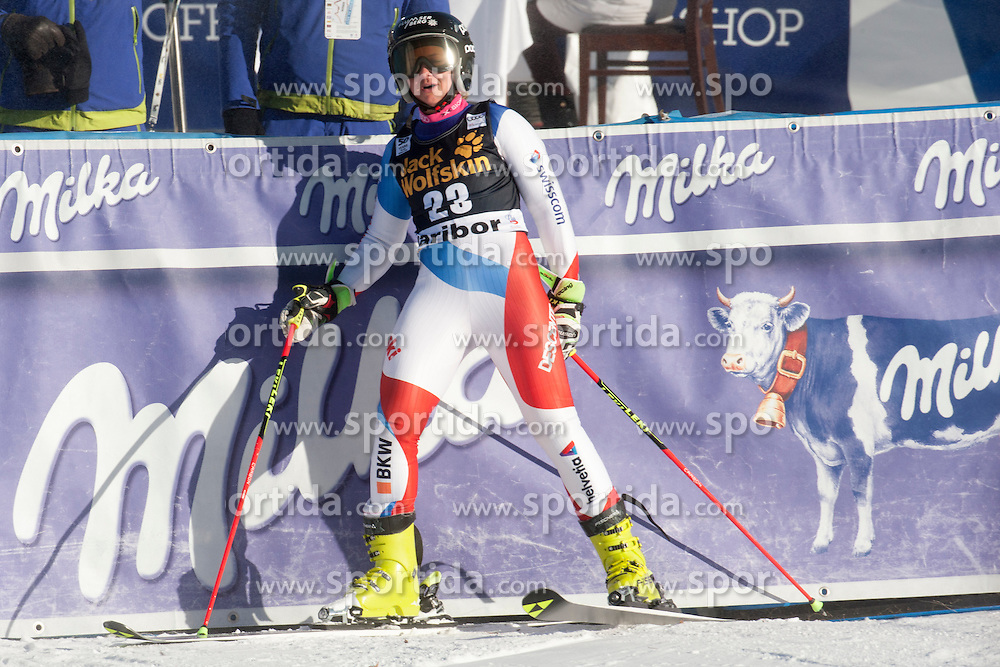 Simone Wild (SUI) during 6th Ladies' Giant slalom at 53rd Golden Fox - Maribor of Audi FIS Ski World Cup 2015/16, on January 7, 2017 in Pohorje, Maribor, Slovenia. Photo by Marko Vanovsek / Sportida