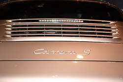 08 February 2007: 2007 Porsche 911 Carrera S. The Chicago Auto Show is a charity event of the Chicago Automobile Trade Association (CATA) and is held annually at McCormick Place in Chicago Illinois.
