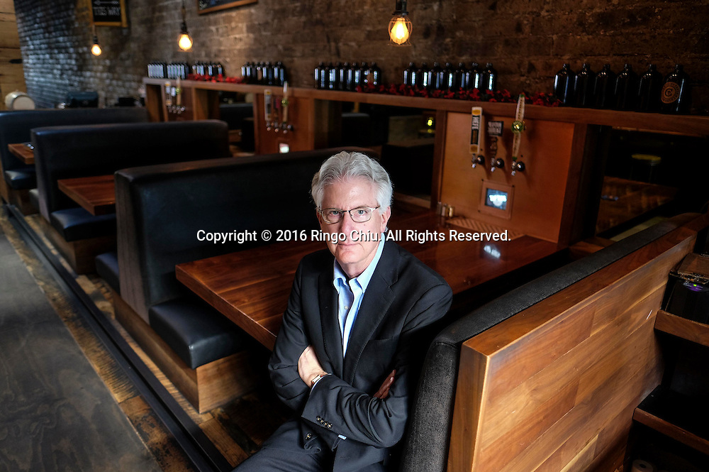Ken Kaufman of City Tavern, a Craft Beer Bar &amp; Restaurant in Culver City.(Photo by Ringo Chiu/PHOTOFORMULA.com)<br /> <br /> Usage Notes: This content is intended for editorial use only. For other uses, additional clearances may be required.