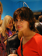 Lisa b. Marni shop opening. Sloane St. London. 25 October 2000. © Copyright Photograph by Dafydd Jones 66 Stockwell Park Rd. London SW9 0DA Tel 020 7733 0108 www.dafjones.com