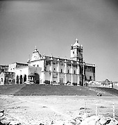 St. Francis of Assisi, or S. Francisco de Assis in Diu.  1968<br /> This old church was constructed during 1593 and was the friary of the Franciscans.