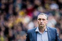 BREDA - NAC Breda - Roda JC , Rat Verlegh stadion , Voetbal , Finale play-offs , seizoen 2014/2105 , 31-05-2015 , NAC Breda trainer Robert Maaskant