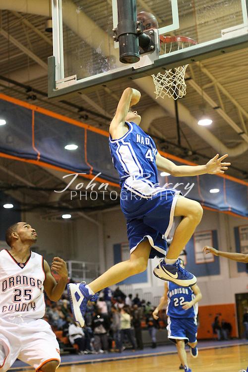 MCHS Varsity Boys Basketball .at Orange .12/2/2008