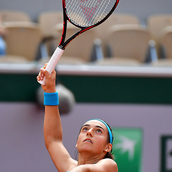 Caroline Garcia of France during Day 9 of the French Open 2018 on June 3, 2018 in Paris, France. (Photo by Dave Winter/Icon Sport)