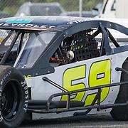 Wall Stadium Speedway<br /> Sportsman #69, Driven by Tyler Truex<br /> 4/25/159:52:21 PM
