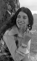 Belfast Rose of Tralee, Veronica Mc Cambridge, circa July 1973, (Part of the Independent Newspapers Ireland/NLI Collection).