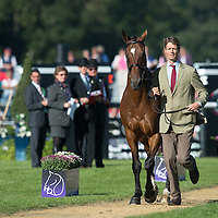 Final Inspection - Burghley 2013