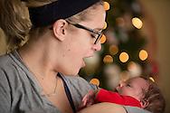 Baby 3 week birthday.<br /> <br /> Photo by Elliott Hess   UK Athletics