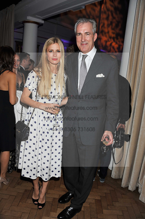 LAURA BAILEY and JEREMY KING at the Quintessentially Awards at Number One Marylebone, London on 28th September 2011.