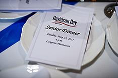 Davidson Day School Senior Dinner 2017