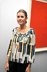 HAYAT PALUMBO at the Moet Hennessy Pavilion of Art & Design London Prize 2009 held in Berkeley Square, London on 12th October 2009.