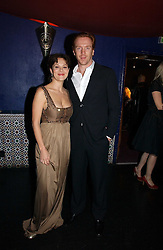 DAMIAN LEWIS and HELEN McCRORY at the 9th Annual British Independent Film Awards at the Hammersmith Palais, London on 29th November 2006.<br /><br />NON EXCLUSIVE - WORLD RIGHTS