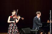 Hilary Hahn and Hauschka @ Schumannfest Düsseldorf 2014