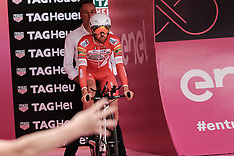 Giro d'Italia - Jerusalem -  Stage 1 - 04 May 2018