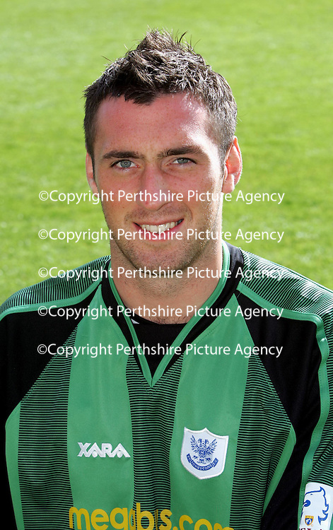Allan McGregor, St Johnstone FC   2004-05 season<br /><br />Picture by Graeme Hart.<br />Copyright Perthshire Picture Agency<br />Tel: 01738 623350  Mobile: 07990 594431