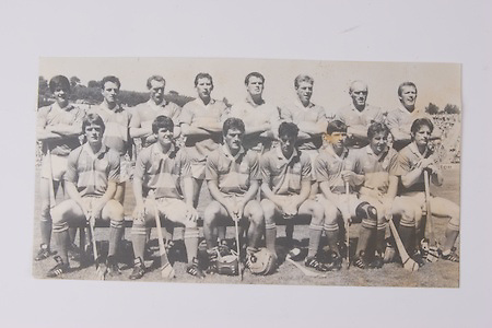 The Tipperary team which defeated Waterford in the 1989 Munster Final, back row, Joe Hayes, John Heffernan, Noel Sheehy, Conor O'Donovan, Ken Hogan, Declan Ryan, Cormack Bonnar, Bobby Ryan, front row, Nicholas English, Ml Cleary, Colm Bonnar, Pat Fox, John Leahy, Paul Delaney,