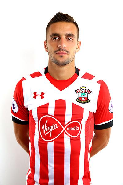 Southampton FC headshots.<br /> Dusan Tadic