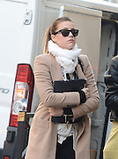 17.JANUARY.2013. PARIS<br /> <br /> AMBER HEARD LEAVING HER PARIS HOTEL AND ARIVING AT THE SET OF HER NEW MOVIE 'THREE DAYS TO KILL'.<br /> <br /> BYLINE: EDBIMAGEARCHIVE.CO.UK<br /> <br /> *THIS IMAGE IS STRICTLY FOR UK NEWSPAPERS AND MAGAZINES ONLY*<br /> *FOR WORLD WIDE SALES AND WEB USE PLEASE CONTACT EDBIMAGEARCHIVE - 0208 954 5968*