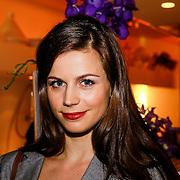 NLD/Amsterdam/20131014 -  Marie Claire Starters Award 2013, Elise Schaap