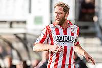 ROTTERDAM - Sparta - Vitesse , Voetbal , Eredivisie , Seizoen 2016/2017 , Het Kasteel , 11-12-2016 ,  eindstand 3-1 , Sparta speler Michel Breuer
