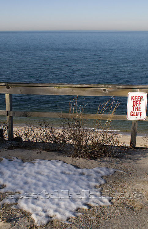 Keep off the Cliff