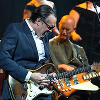 Joe Bonamassa in Concert at The Usher Hall, Edinburgh, Scotland, Great Britain 18th April 2017