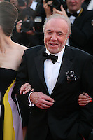 Actor James Caan.at the Blood Ties film gala screening at the Cannes Film Festival Monday 20th May 2013
