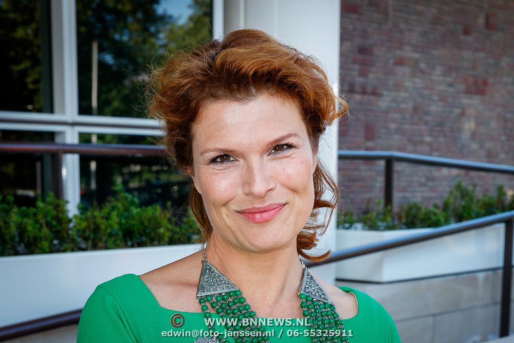 NLD/Amsterdam/20180613 - Hilton Haringparty 2018, Anouk van Nes