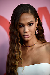 June 4, 2019 - New York, NY, USA - June 3, 2019  New York City..Joan Smalls attending CFDA Fashion Awards arrivals at the Brooklyn Museum on June 3, 2019 in New York City. (Credit Image: © Kristin Callahan/Ace Pictures via ZUMA Press)