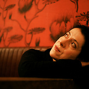 UK. London. Lore Lixenberg, opera singer. For the Neil Fisher interview.