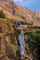 Ma'in Hot Springs, Jordan.