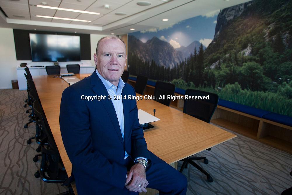 Barry Plaga of Guidance Software, Inc..<br /> (Photo by Ringo Chiu/PHOTOFORMULA.com)