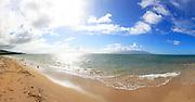 Kainalu Beach Molokai, Hawaii