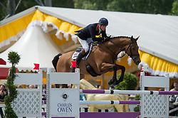 Fox Pitt William (GBR) - Neuf des Coeurs<br />  CCI4* Luhmuhlen 2013<br /> © Hippo Foto - Jon Stroud