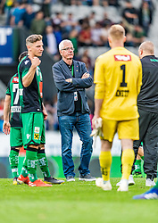 25.05.2019, Tivoli Stadion Tirol, Innsbruck, AUT, 1. FBL, FC Wacker Innsbruck vs SV Mattersburg, Qualifikationsgruppe, 32. Spieltag, im Bild Präsident Gerhard Stocker (FC Wacker Innsbruck) // during the tipico Bundesliga qualification group 32nd round match between FC Wacker Innsbruck and SV Mattersburg at the Tivoli Stadion Tirol in Innsbruck, Austria on 2019/05/25. EXPA Pictures © 2019, PhotoCredit: EXPA/ Stefan Adelsberger