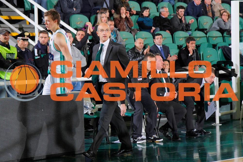 DESCRIZIONE : Avellino Lega A 2011-12 Sidigas Avellino Umana Venezia<br /> GIOCATORE : Francesco Vitucci<br /> SQUADRA : Sidigas Avellino<br /> EVENTO : Campionato Lega A 2011-2012<br /> GARA : Sidigas Avellino Umana Venezia<br /> DATA : 15/01/2012<br /> CATEGORIA : ritratto <br /> SPORT : Pallacanestro<br /> AUTORE : Agenzia Ciamillo-Castoria/A.De Lise<br /> Galleria : Lega Basket A 2011-2012<br /> Fotonotizia : Avellino Lega A 2011-12 Sidigas Avellino Umana Venezia<br /> Predefinita :
